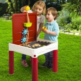 Sand Amp Water Activity Table 163 15 With Free Delivery Tesco
