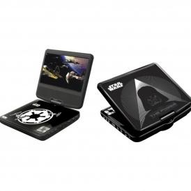Star Wars 7 Inch Portable DVD Player £39