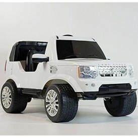 Kids Land Rover Discovery 6V Ride On Car