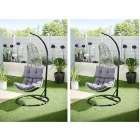 Grey Hanging Garden Chair £99.99