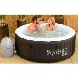 Lay-Z-Spa Miami Inflatable Hot Tub £245 Del