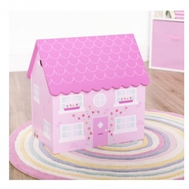 Doll's House/Bus Toy Box £35 Delivered