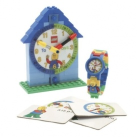 LEGO Teacher Watch & Clock £12.86