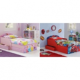 Toddler Bed With Storage £84.99