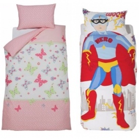Kid's Duvet Cover Sets From £6.99