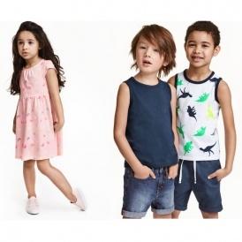 3 For 2 On Kid's Basics @ H&M