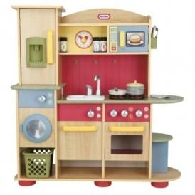Little Tikes Premium Wooden Kitchen £90
