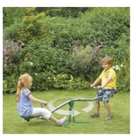 Plum Rotating Metal Seesaw £22.50 Delivered