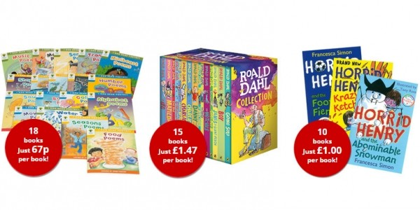 Spend £15+ For FREE Delivery & FREE Gift (Worth Up To £9.99) @ The Book People