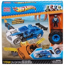Mega Bloks Hot Wheels Set £5.99 Delivered