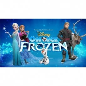 Priority Booking For Disney Frozen On Ice