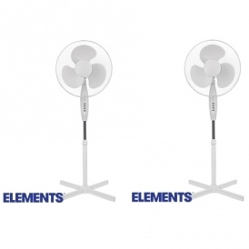 "16"" Oscillating Stand Fan £12.99 Free C&C"