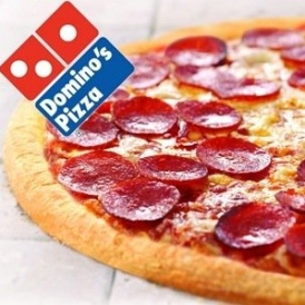 50% Off Pizzas When You Spend £20 @ Dominos