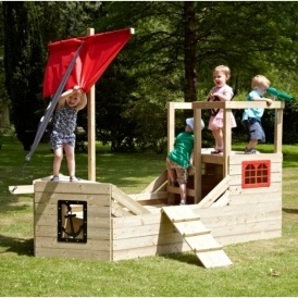 20% Off Pirate Galleon Play Centre