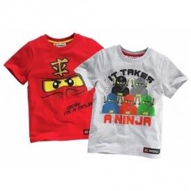 Lego Ninjago T-shirt 2 Pack £5.99