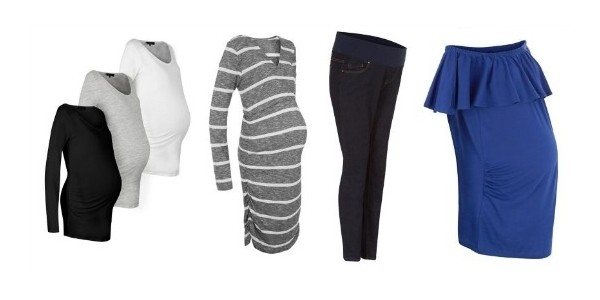 Maternity Clothing Sale @ New Look, Prices From £4