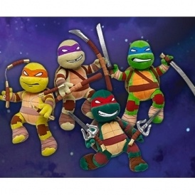 TMNT 2 for £30, 4 for £50 @ Build-a-Bear
