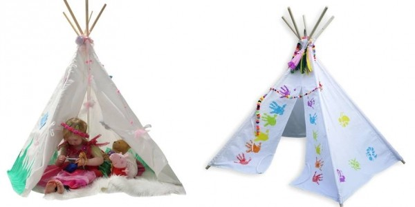 Decorate You Own Kids Teepee Play Tent £35 Delivered @ Hobbycraft