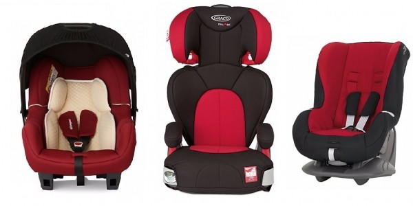 Up To 50% Off Car Seats @ Mothercare