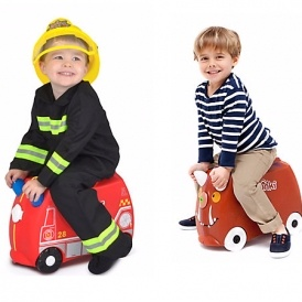 Reductions On Trunki Ride On Suitcases