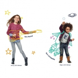 Could Your Child Be The Next Face of Gap?