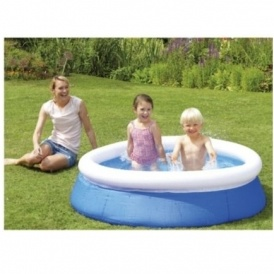 5ft Quick Up Pool & Toys £6 @ Tesco