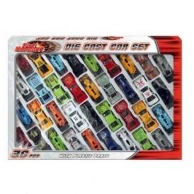 36 Die Cast Cars £4.49 Delivered