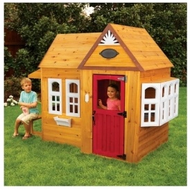 KidKraft Outdoor Adventure Playhouse