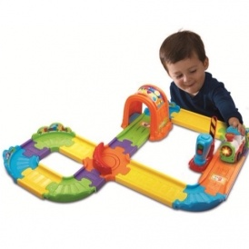 VTech Toot Toot Deluxe Track Set £10.99