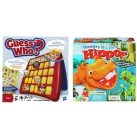 2 For £20 On Selected Hasbro Board Games