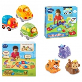 Half Price VTech Toot Toot & FREE Delivery