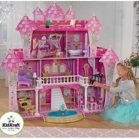 Far Far Away Dollhouse & Furniture £99.99