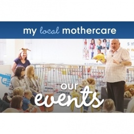 FREE Expectant Parent Events @ Mothercare