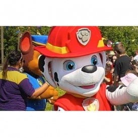 Paw Patrol At KidsFest