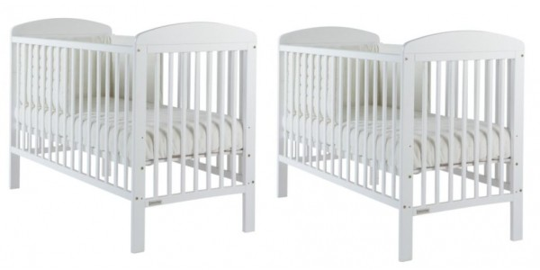 Bibi Cot & Sprung Mattress £155 Delivered @ Mamas & Papas