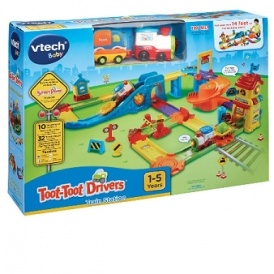 VTech Toot-Toot Drivers Train Station £29.99