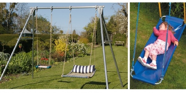 Special Needs Swings From £65 Delivered
