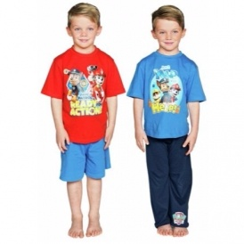 Paw Patrol Pyjamas Two Pack £11.24 @ Argos