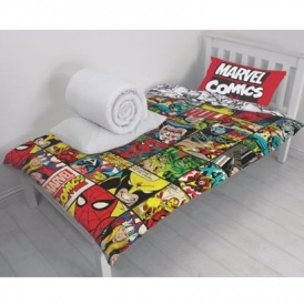 Marvel Comics Bed In A Bag Set £18.99