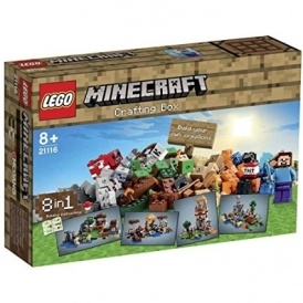 LEGO Minecraft Crafting Box £23.99