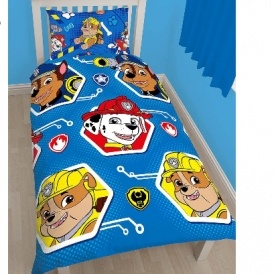 Paw Patrol Duvet Cover Set £9.90 @ Very