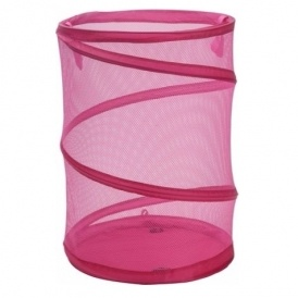 Fuschia Storage/Laundry Basket £2.99