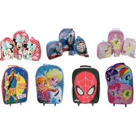 Children's Luggage From £2.06!