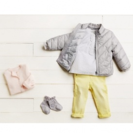 Up To 50% Off Selected Baby Clothes @ Mango