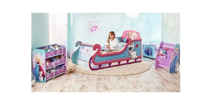 Sleigh Beds At Argos : Frozen sleigh toddler bed ? delivery argos