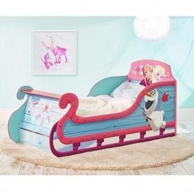 Frozen Sleigh Toddler Bed £152.99