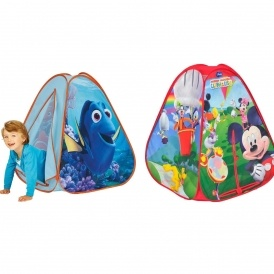Kids Character Play Tents £12.99