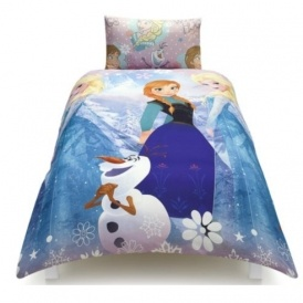 Disney Frozen Single Duvet Set £6