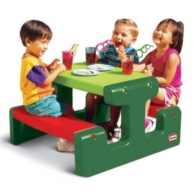 Little Tikes Junior Picnic Table £38.49