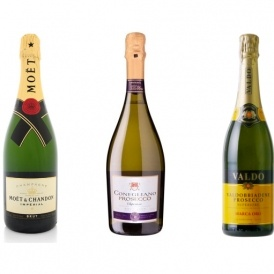 6 Bottles Of Prosecco From £13.75